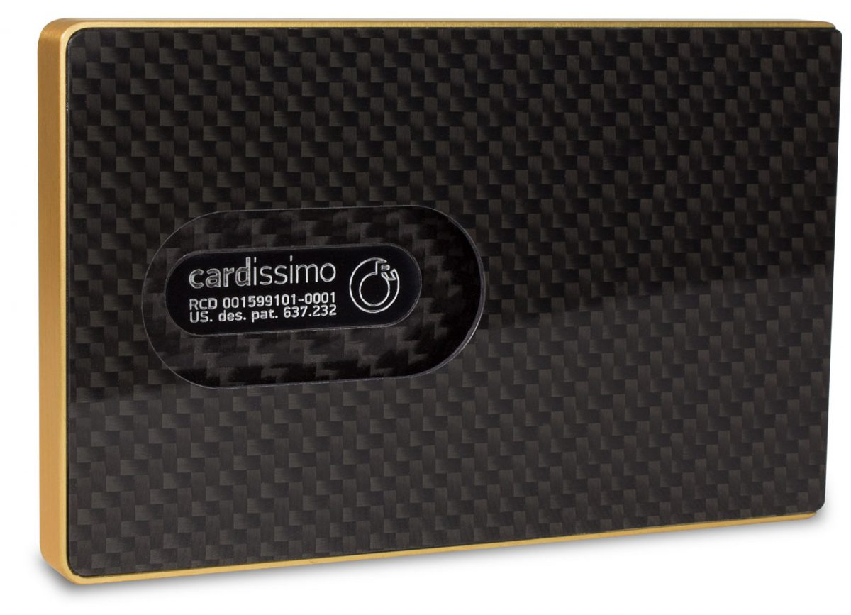 Cardissimo Card Case