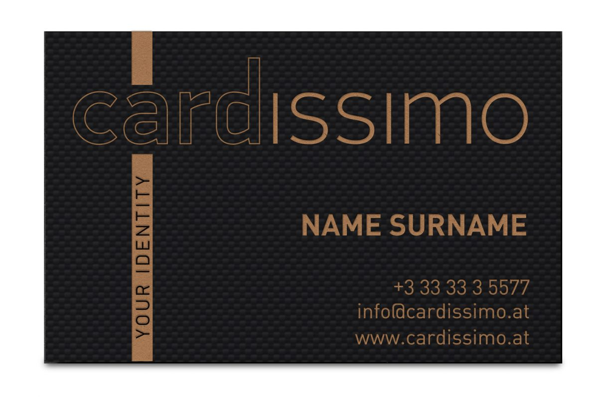 Carbon-Fibre-Business-Card-Gold-Deep