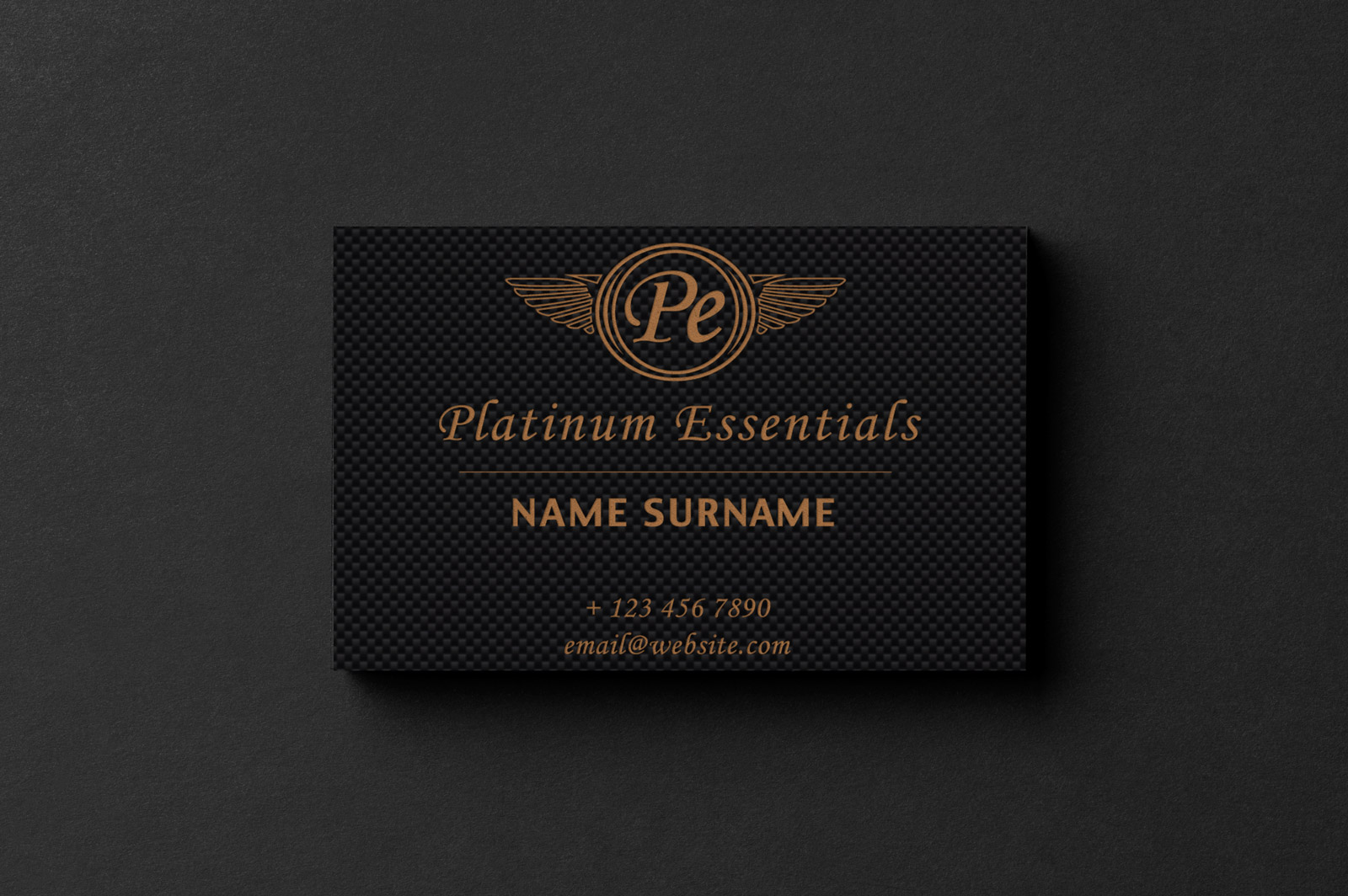 Carbon fibre business cards cardissimo your identity platinum essentials cardissimo carbon fibre business card colourmoves
