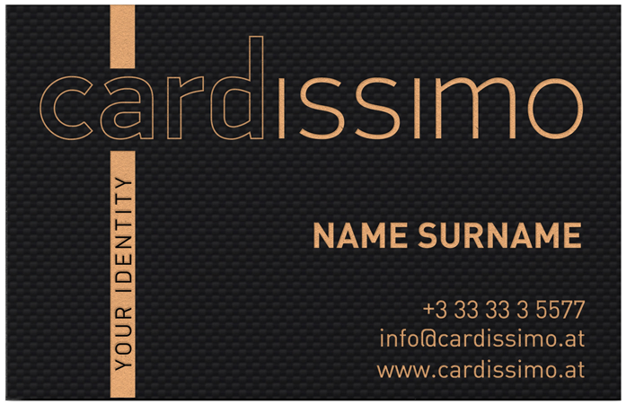 Carbon Fibre Cards And Accessories Cardissimo Your Identity